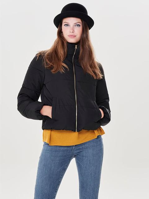 Куртка чорна Only 4561455