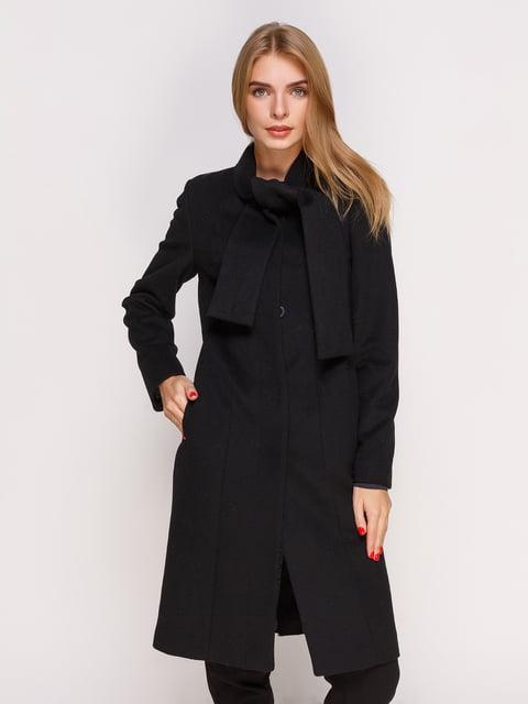 Пальто черное Dolcedonna 4535700