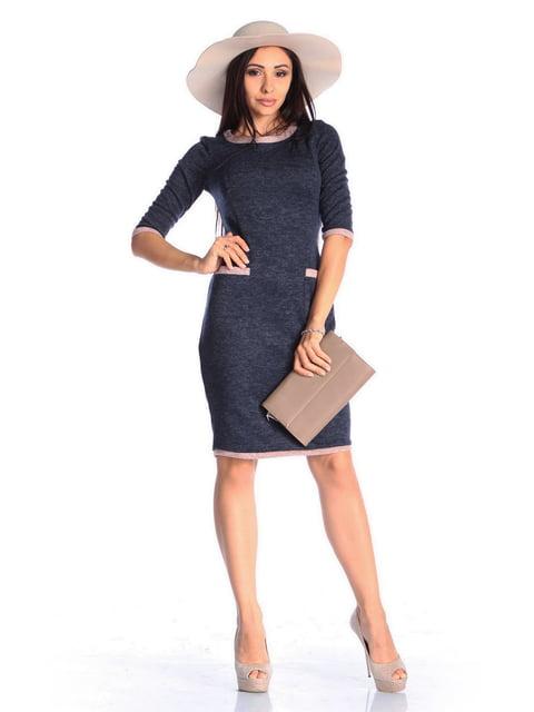 Платье темно-синего цвета Laura Bettini 4563168