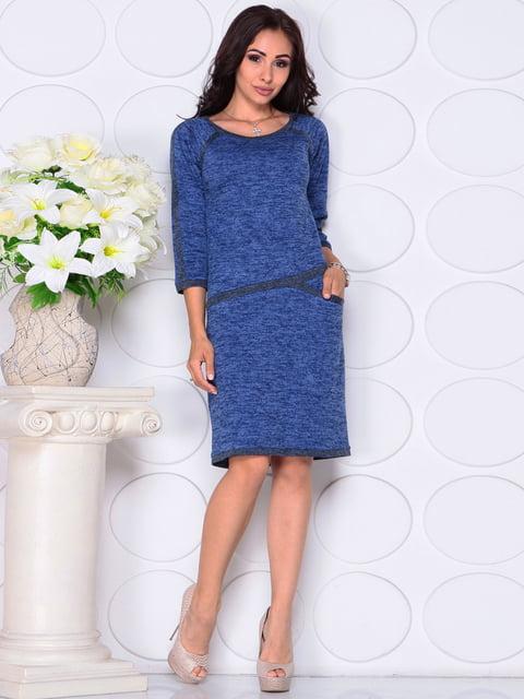Сукня кольору електрик Laura Bettini 4563172