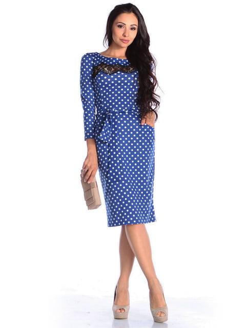 Платье в горошек Laura Bettini 4563302