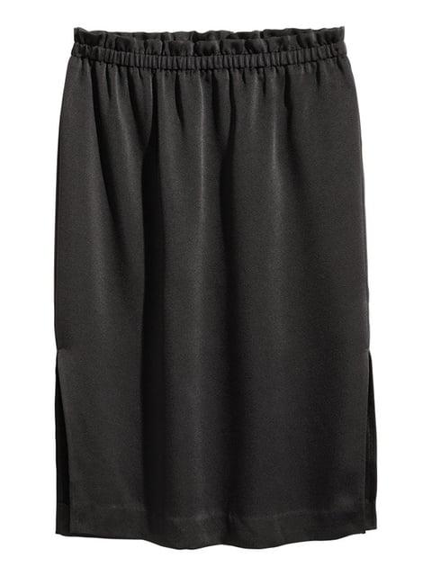 Юбка черная H&M 4555196
