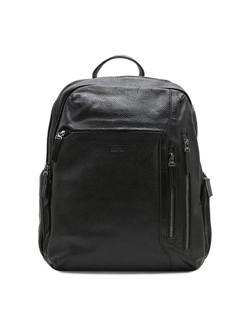 Рюкзак чорний Prego 4568899