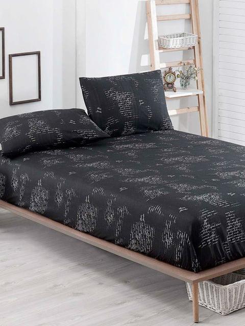 Простыня на резинке (100х200+20 см) с наволочкой (50х70 см) Eponj Home 4566749