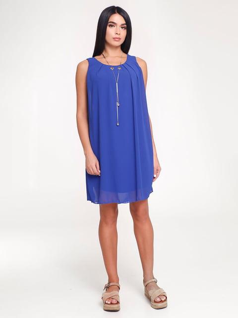 Платье цвета электрик Favoritti 4463726
