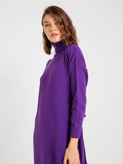 Платье фиолетовое BGN 4574953