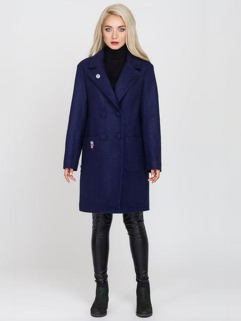 Пальто синє Leo Pride 4575378