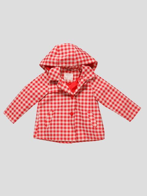 Куртка в клітинку Zara 4523422