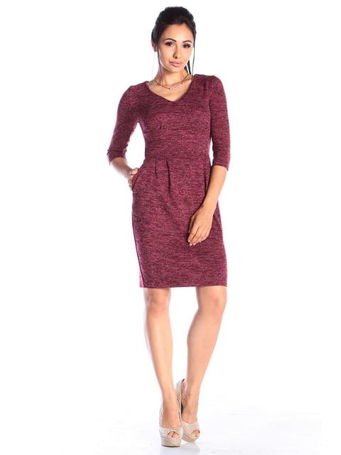 Сукня сливового кольору Laura Bettini 4579689