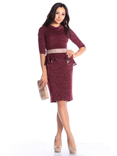 Сукня бордова Laura Bettini 4579710