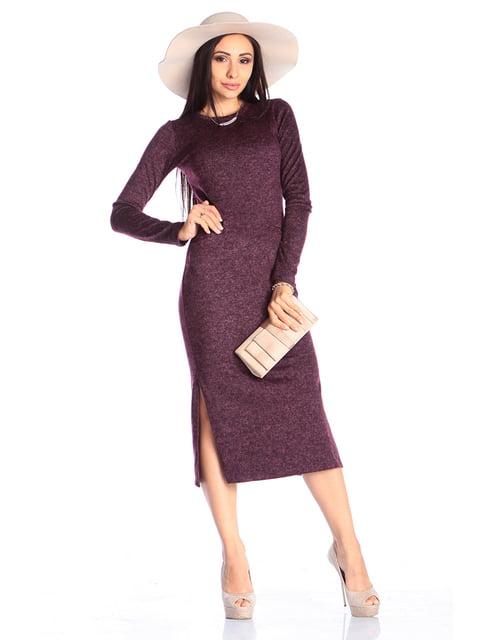 Платье сливового цвета Laura Bettini 4579730