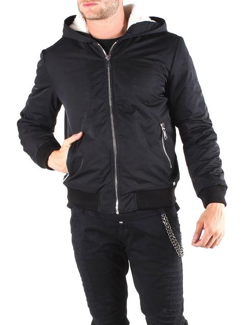 Куртка чорна Absolut joy 4577211