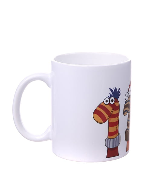 Чашка керамічна (330 мл) Manatki 4578877