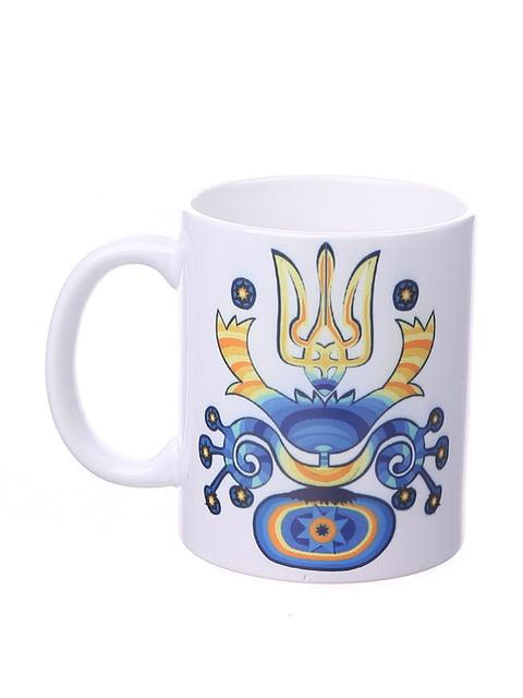 Чашка керамічна (330 мл) Manatki 4578889