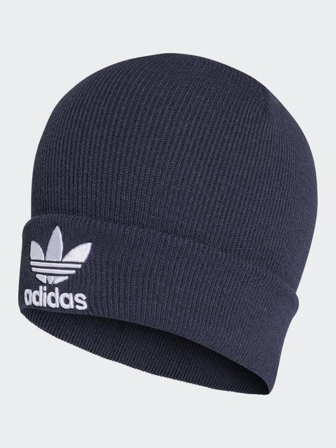 Шапка темно-синя Adidas Originals 4492517