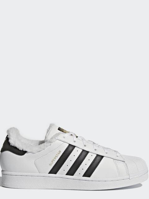 Кроссовки белые Adidas Originals 4521172