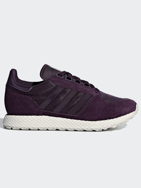 Кроссовки фиолетовые Adidas Originals 4556369