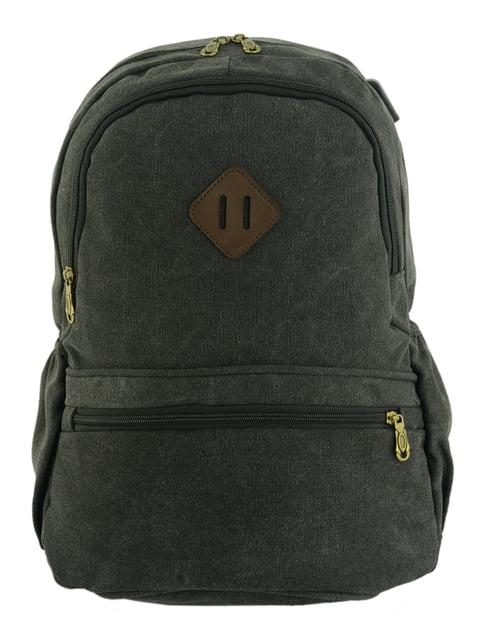 Рюкзак чорний Traum 4582254