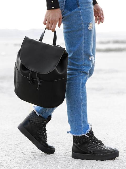 Рюкзак черный Gepur 4587768