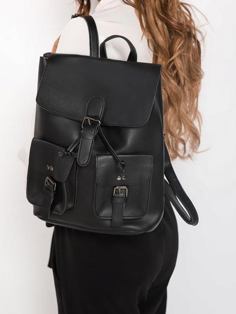Рюкзак черный Gepur 4587780