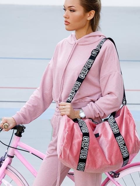 Сумка розовая Gepur 4587809