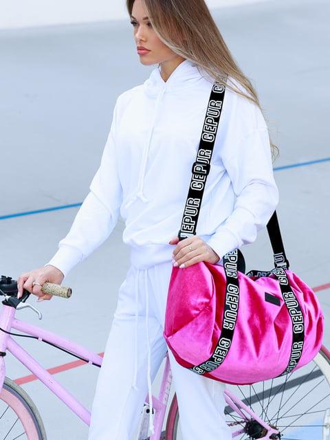Сумка розовая Gepur 4587810