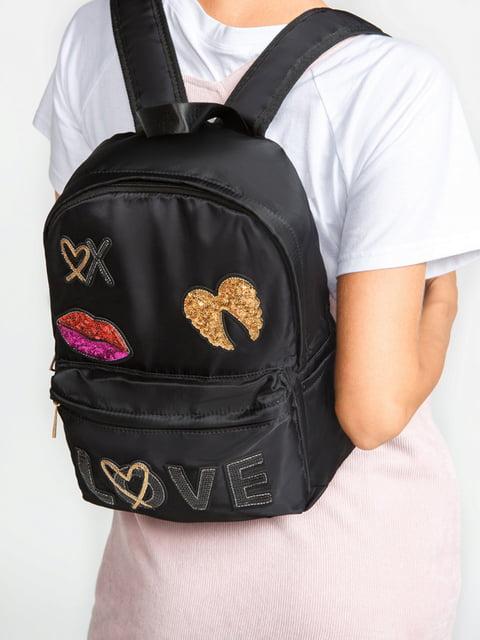 Рюкзак черный Gepur 4587812