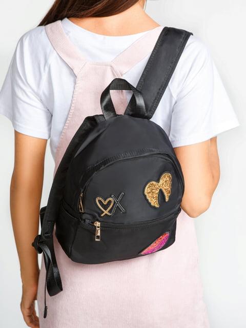 Рюкзак черный Gepur 4587813