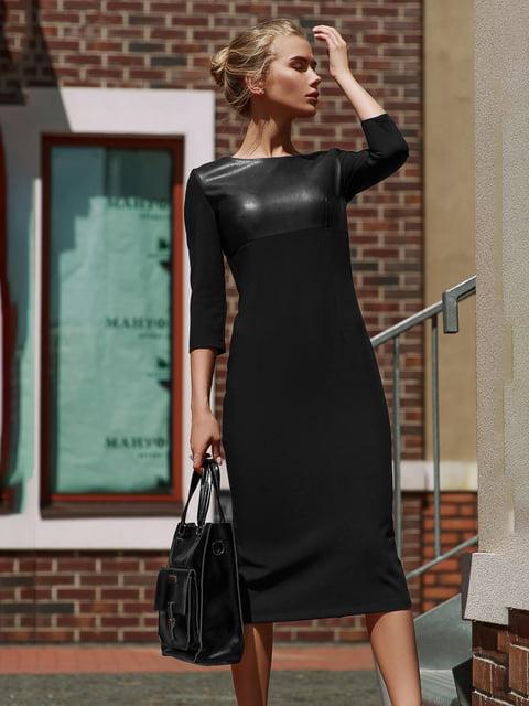 Платье черное Gepur 4587856
