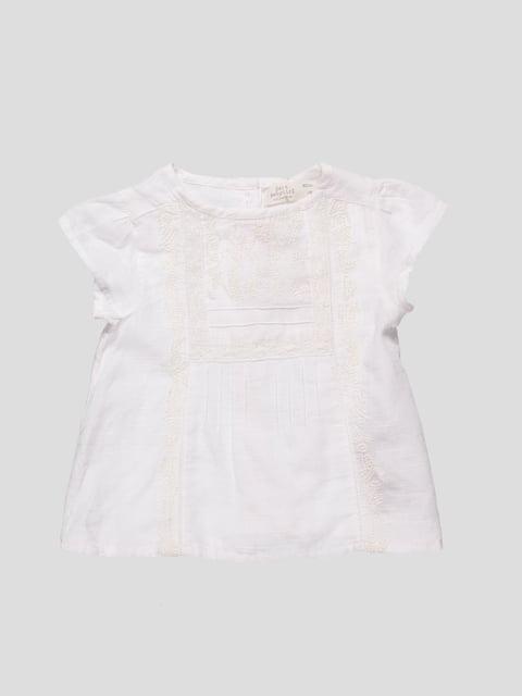 Платье белое Zara Kids 4530973
