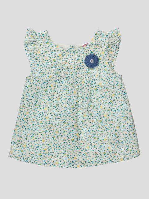 Платье в цветочный принт Zara Kids 4531047