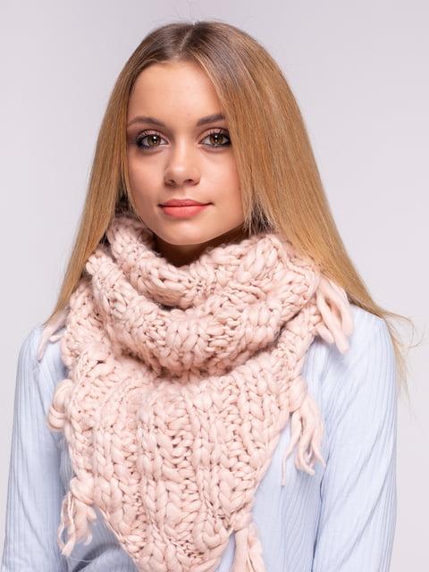 Шарф рожевий Women Secret 3313022