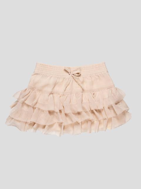 Спідниця бежева Zara Kids 4506878