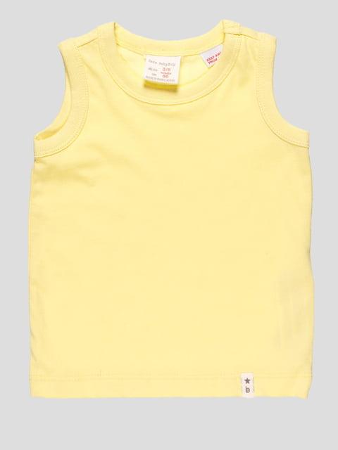 Майка желтая Zara Kids 4506567