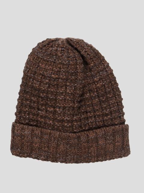 Шапка коричневая Zara Kids 4531230