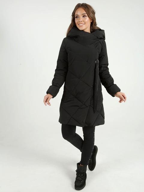 Куртка чорна White Fox 4588275
