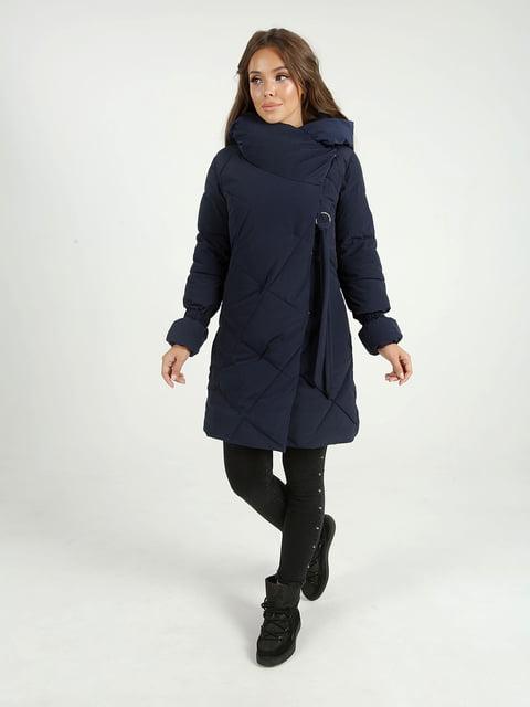 Куртка синя White Fox 4588278