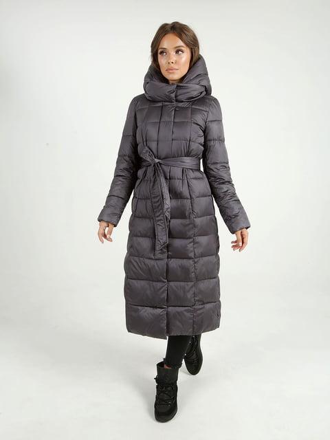 Куртка сіра White Fox 4588289