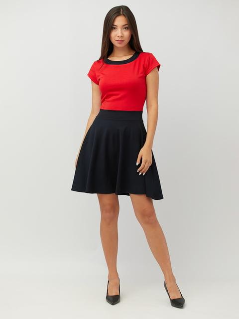 Платье двухцветное Alana 4591807