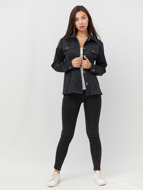 Куртка темно-синя BesTiA 4591219