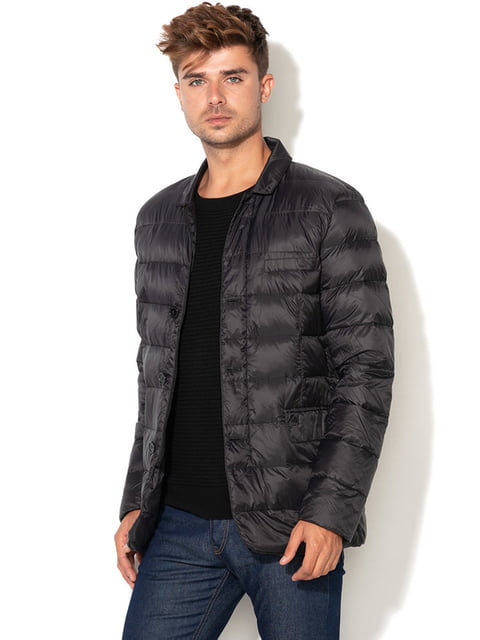 Куртка черная Benetton 4523763