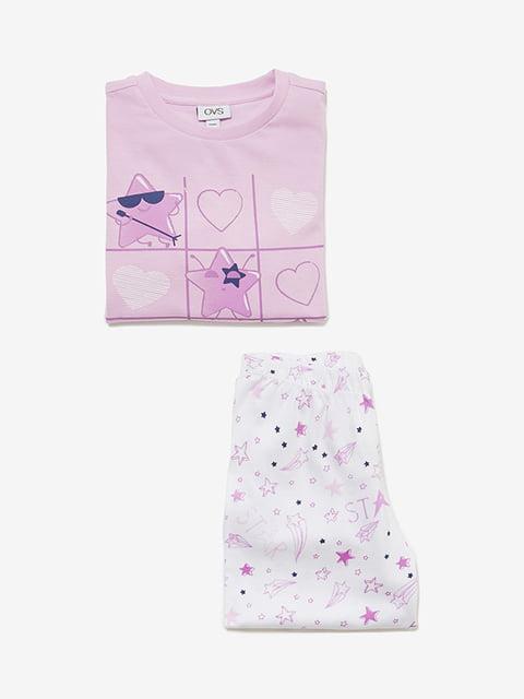 Піжама: лонгслів і штани Oviesse 4582168