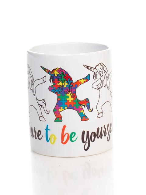 Чашка керамічна (330 мл) Manatki 4590761