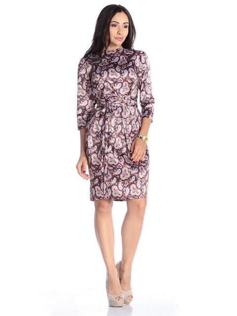 Сукня в квітковий принт Laura Bettini 4592269