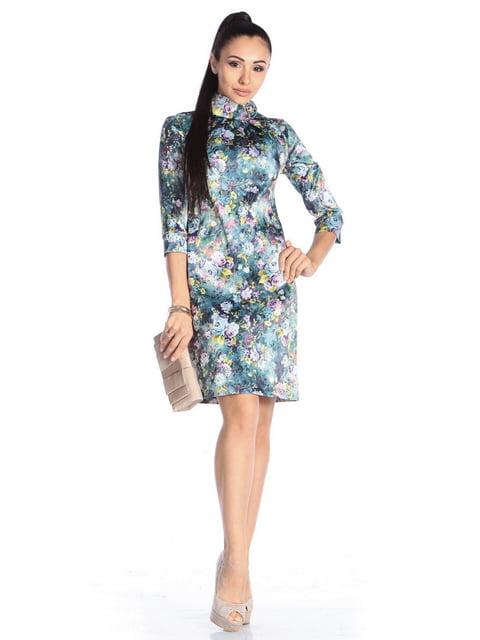 Сукня в квітковий принт Laura Bettini 4592274