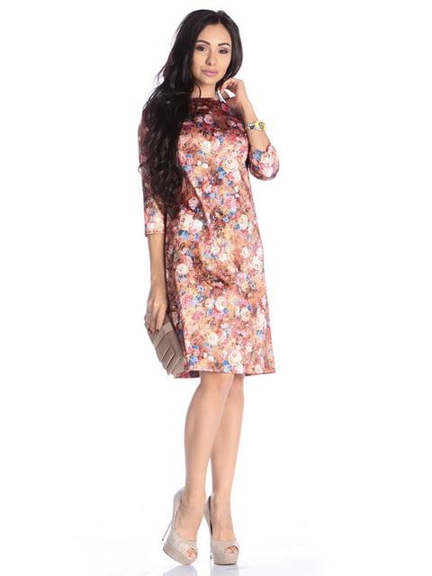 Сукня в квітковий принт Laura Bettini 4592283