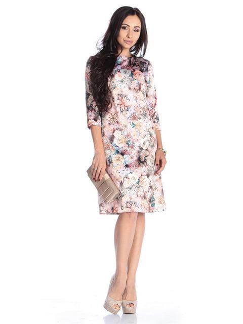Сукня в квітковий принт Laura Bettini 4592284