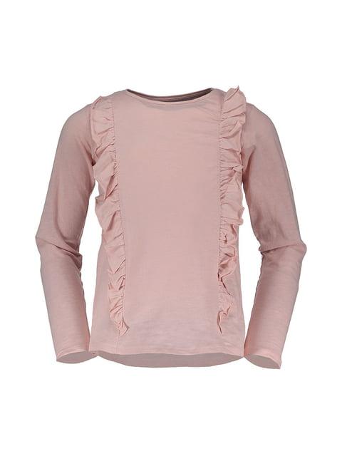 Лонгслів рожевий Piazza Italia 4580628