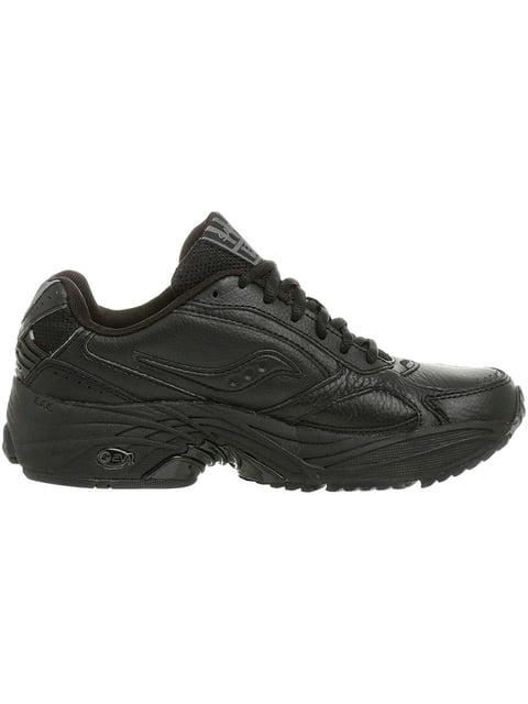 Кроссовки черные Omni Walker SAUCONY 4599716