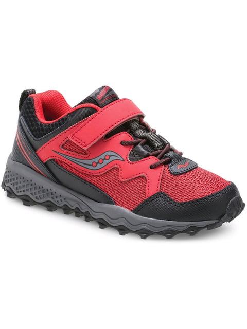 Кросівки червоно-чорні Sy-Peregrine Shield 2 A/C SAUCONY 4599790